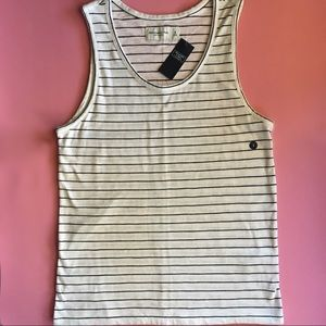 Striped Abercrombie & Fitch tank top